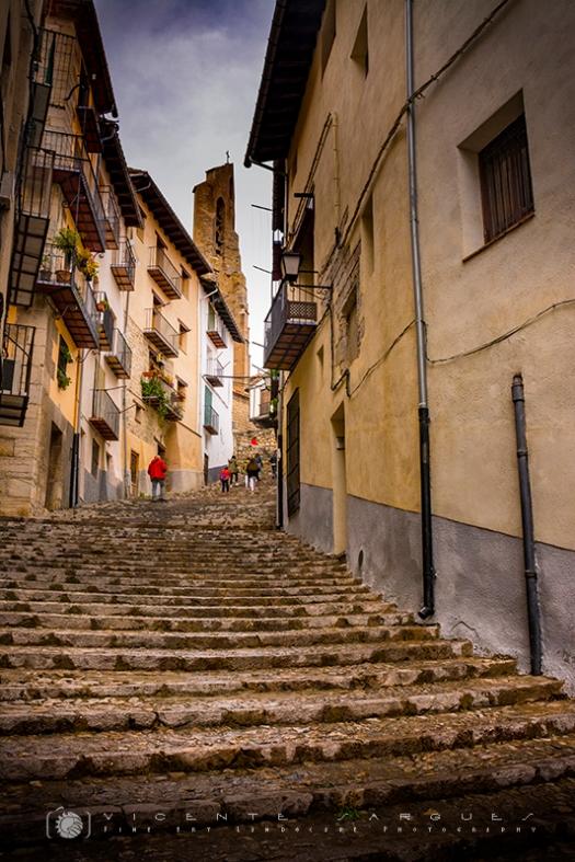 Calles de Morella