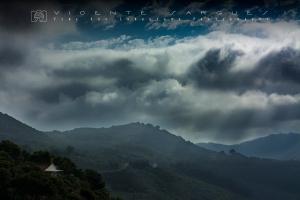 Niebla y ermitas