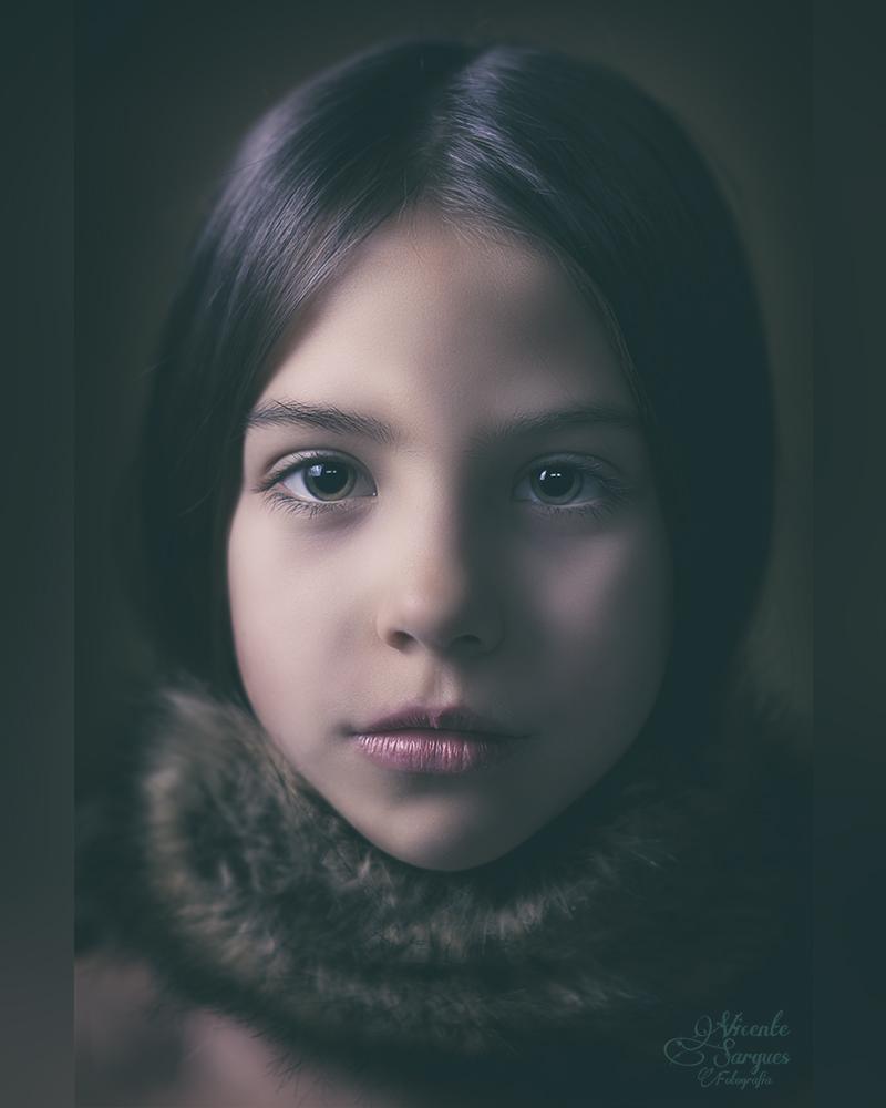 Retrato infantil