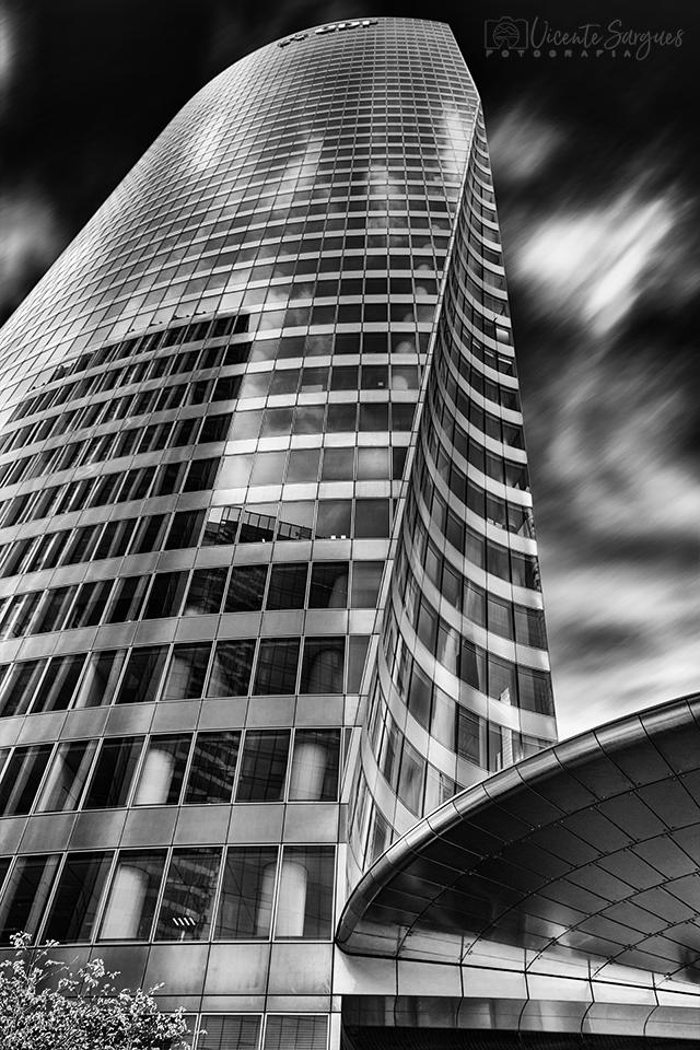 Edificio moderno de oficinas