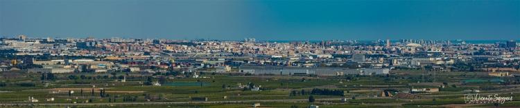 Valencia. Panorámica