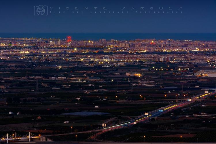 Nocturno de Valencia